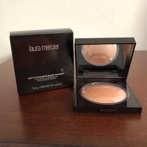 LAURA MERCIER Matte Radiance Baked Powder - Bronze
